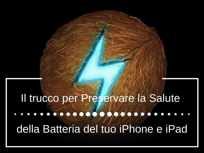 coconut battery